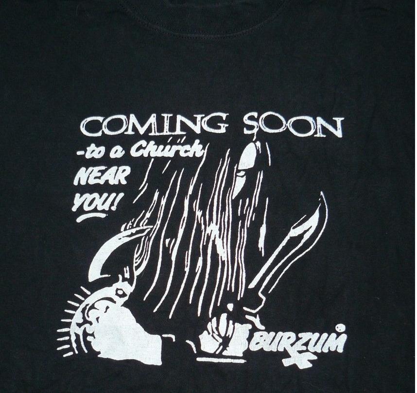 BurzumTshirt