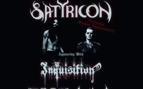 Satyricon at the Regent Theatre May 13, 2018