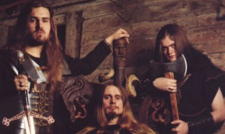 Enslaved [early years]